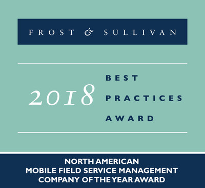 Astea International Awarded Company of the Year 2018 in Mobile Field Service Management