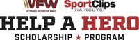 Sport Clips Haircuts just donated $1.35 million to the VFW for Help A Hero Scholarships