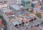 The parcel of property included in Blanshard Block (CNW Group/Merchant House Capital)