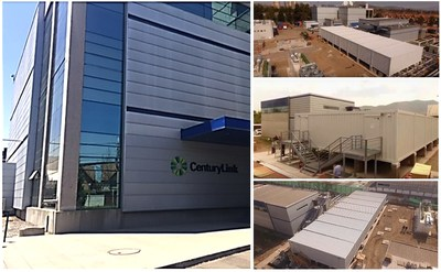 CenturyLink amplia seu data center em Santiago de Chile