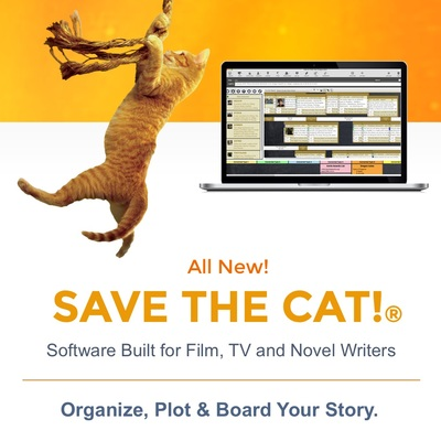 Save the Cat!® Announces First Screenplay Competition, New Software, and CMO Hire