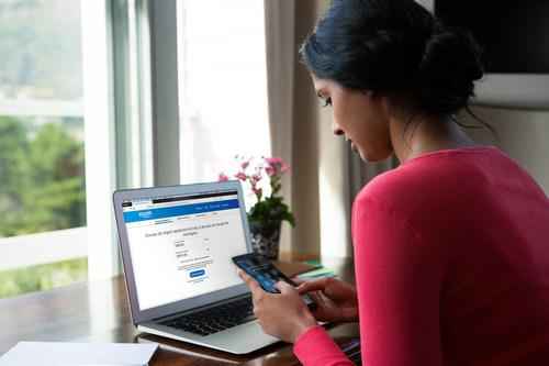 PayPal lance aujourd'hui au Canada le service Xoom, son outil international de transfert de fonds. (Groupe CNW/PayPal Canada)