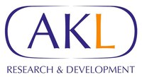 AKL Research & Development logo (PRNewsfoto/AKL Research & Development)