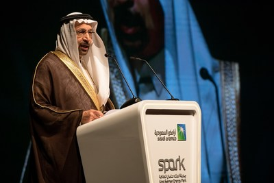 Keynote speech by H.E. Khalid A. Al-Falih, Minister of Energy, Industry and Mineral Resources and Saudi Aramco chairman at the ground-breaking ceremony of the King Salman Energy Park