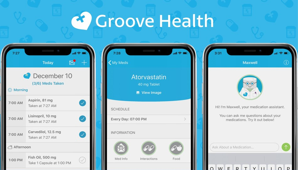 Groove Health's AI-Powered Mobile App