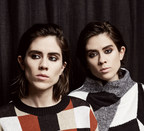 Tegan and Sara (photo by Pamela Littky) (CNW Group/Simon and Schuster Canada)