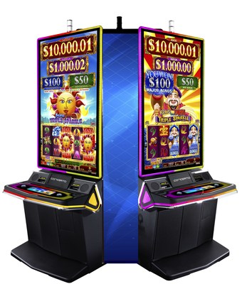 New oversized Konami slot cabinet carries strong momentum into its official release and roll-out.