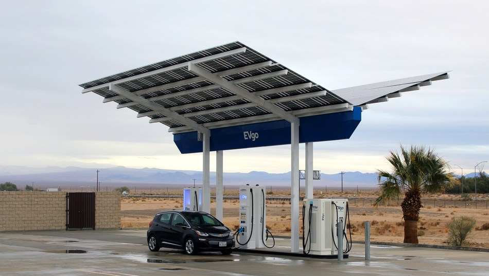 EVGO EXPANDS BAKER, CA FAST CHARGING STATION, CREATES LA-TO-VEGAS CHARGING HUB WITH FAST, SUPER-FAST, AND ULTRA-FAST CHARGERS OPEN TO ALL EV DRIVERS