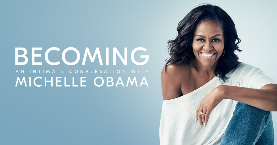 Live Nation And Crown Publishing Announce 2019 Dates For Final Leg Of Michelle Obama's Book Tour