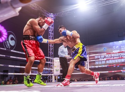 IBF Silk Road Champions Tournament