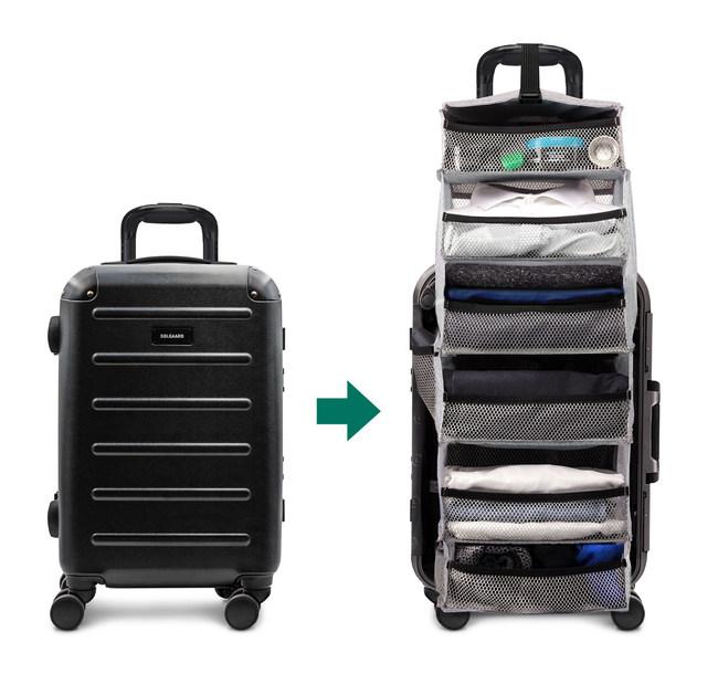 Solgaard Carry-On Closet 2.0 Suitcase