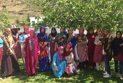 When a company purchases one MWh of electricity with W+ from either one of ACWA Power's projects they are purchasing renewable energy while also empowering local women (PRNewsfoto/ACWA Power)