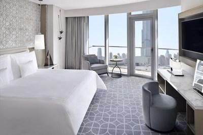 安德烈斯迪拜购物中心酒店重装开业