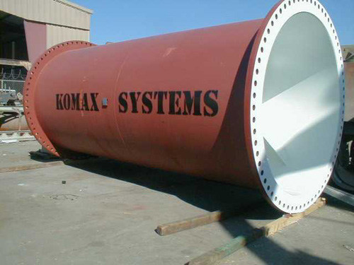 Komax Develops Industry-Leading Static Mixing and Steam