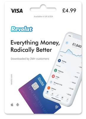 InComm Partners with Revolut to Launch Prepaid Cards at wilko Stores in the UK