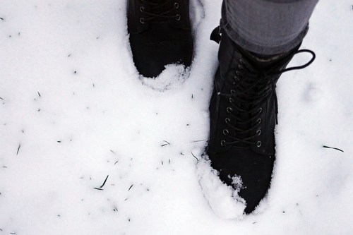 Protect Your Feet and Ankles from Winter Weather