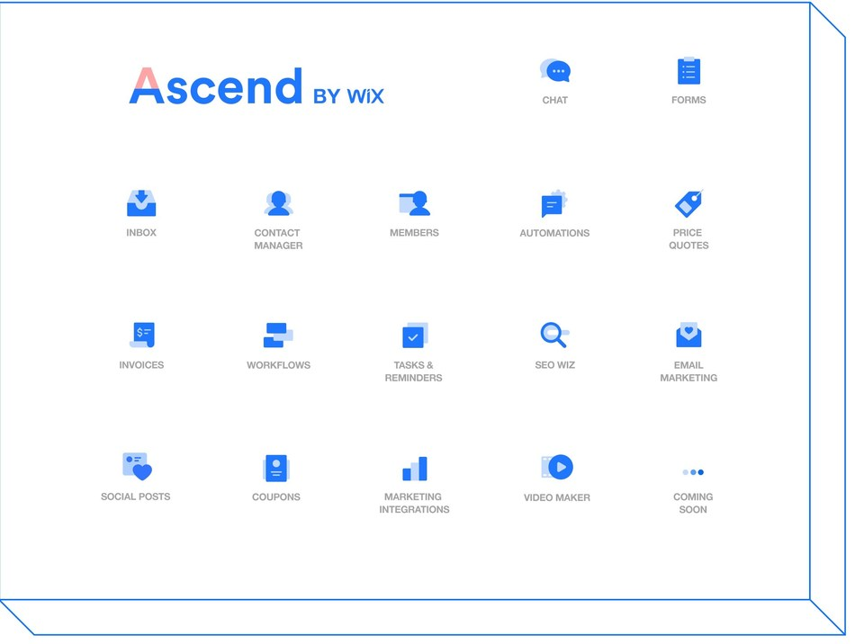 Wix by Ascend Products