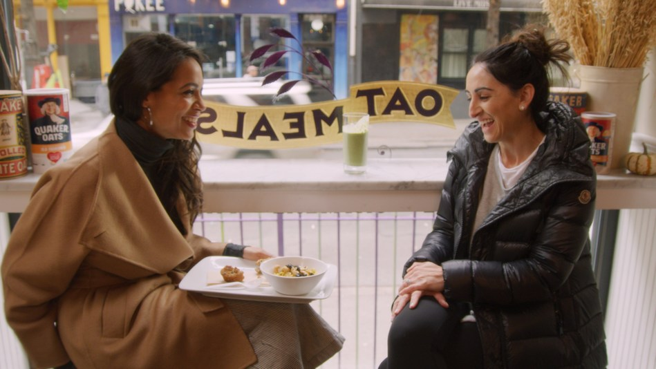Quaker® - Getting Real About Nutrition with Rosario Dawson