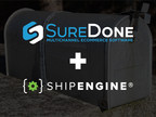 SureDone Partners with ShipEngine to Integrate Shipping Labels and Additional E-Commerce Shipping Features