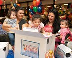 Henry Schein's 20th Annual Holiday Cheer For Children Program Spreads Joy To Families Around The World