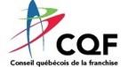 Logo : Conseil québécois de la franchise (CNW Group/Conseil québécois de la franchise)