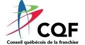 Logo : Conseil québécois de la franchise (Groupe CNW/Conseil québécois de la franchise)