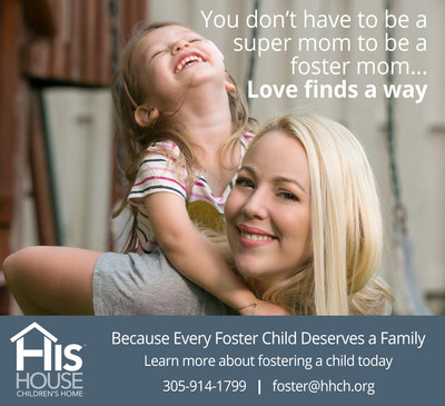 His House Children's Home Foster Care Campaign Launch