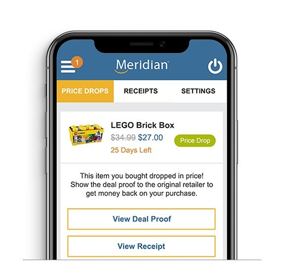 Price Drop - you're getting money back! (CNW Group/Meridian Credit Union)