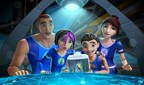 DHX Media has signed ten new distribution deals for the hit family series, The Deep, bringing the total number of broadcasters and streaming platforms for the CGI-animated underwater adventure series up to 40 globally. (CNW Group/DHX Media Ltd.)