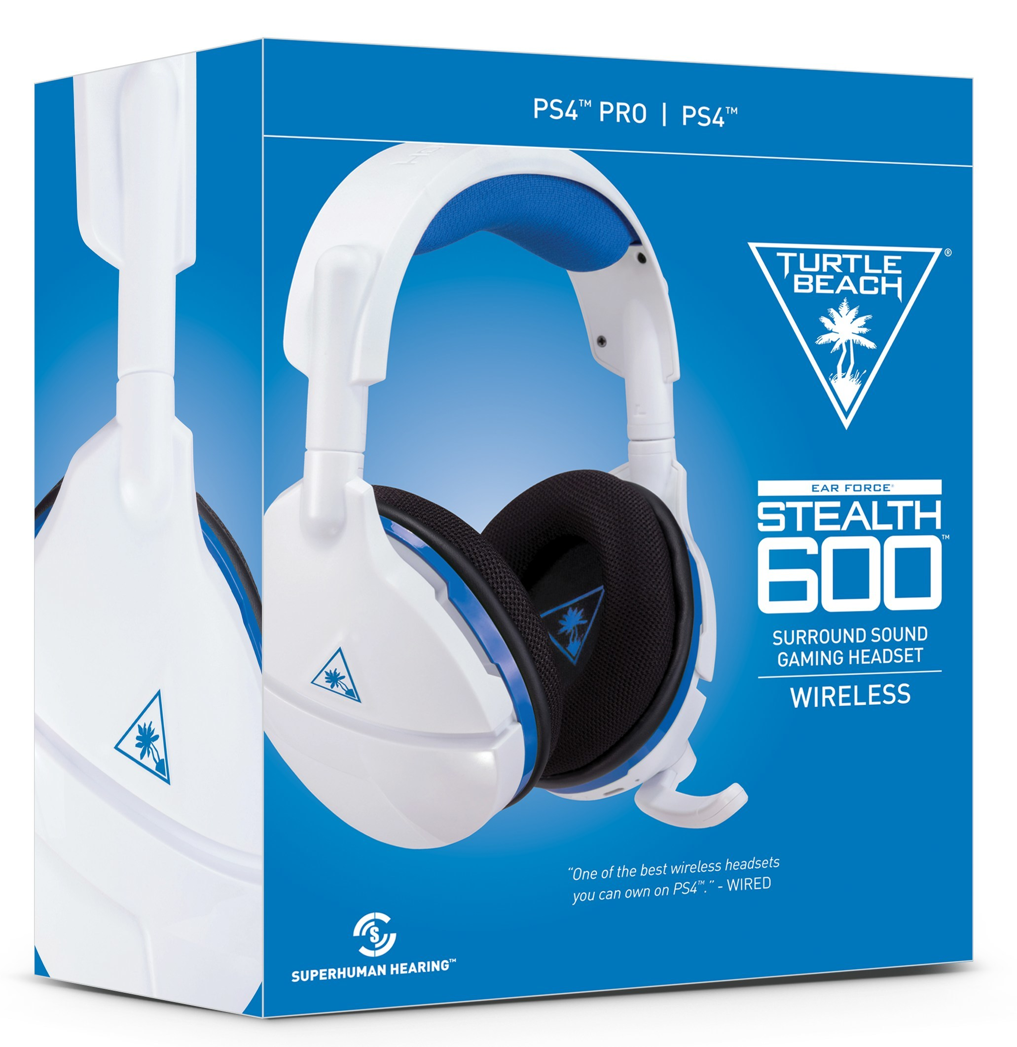 Turtle Beach's Best-Selling Stealth 600 Gaming Headset For Xbox One And  PlayStation 4 Gets A New White Colorway For The Holidays