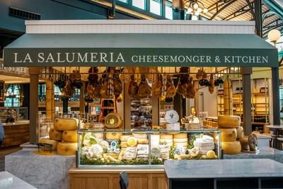 La Salumeria: Cheesemonger & Kitchen/Photo credit: Francisco Lupini/Eataly USA