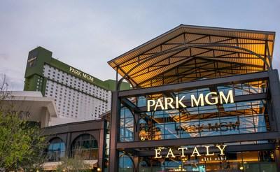 Eataly Las Vegas and Park MGM exterior/Photo credit: Francisco Lupini/Eataly USA