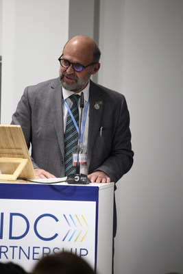 Costa Rica Minister of Environment and NDC Partnership Co-Chair 2019-2020 Carlos Manuel Rodriguez
