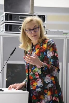 Ministro Holandês do Comércio Exterior e da Cooperação para o Desenvolvimento e copresidente da Parceria NDC 2019-2020, Sigrid Kaag (PRNewsfoto/NDC Partnership)