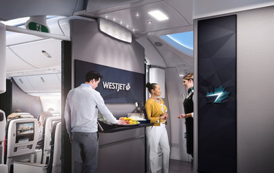 WestJet (CNW Group/WESTJET, an Alberta Partnership)