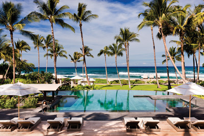 Four Seasons Resort Hualalai Included in Conde Nast Traveler's 2019 Gold List