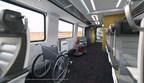 VIA Rail Photo Train Interior Accessability (CNW Group/VIA Rail Canada Inc.)