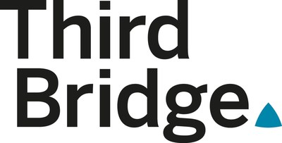 Third Bridge logo (PRNewsfoto/Third Bridge)
