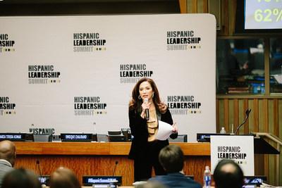 Discurso de Claudia Romo Edelman en el marco de la primera Cumbre de Liderazgos Hispanos en las Naciones Unidas el 10 de diciembre de 2018