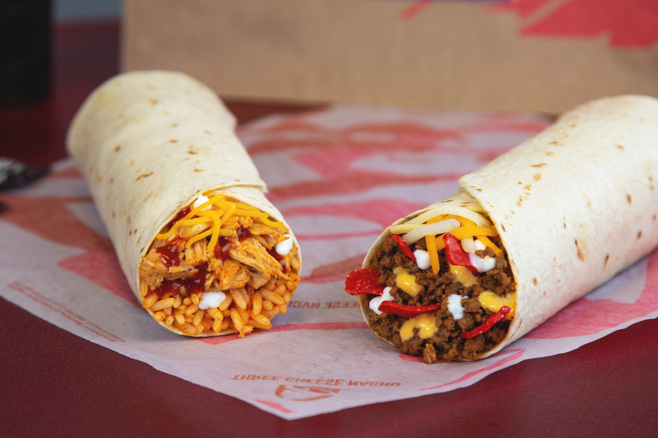From new $1 Grande Burritos to popular $5 Cravings Box, Taco Bell is wrapping up fan favorites into a revamped, unified menu called the Cravings Value Menu, continuing its unwavering commitment to give fans food they crave starting December 27.