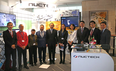 Chen Zhiqiang, Chairman of Nuctech, Attended AVSEC and Visited Dr. Liu Fang, Secretary General of the International Civil Aviation Organization.