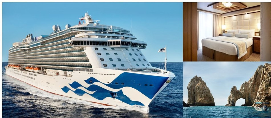 Los Angeles' Hometown Cruise Line Princess Cruises Begins 100 Day Countdown to Royal Princess Arrival