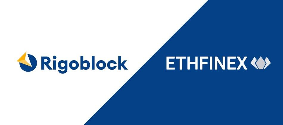 Ethfinex announces complete integration of Rigoblock asset management tools on its platform
