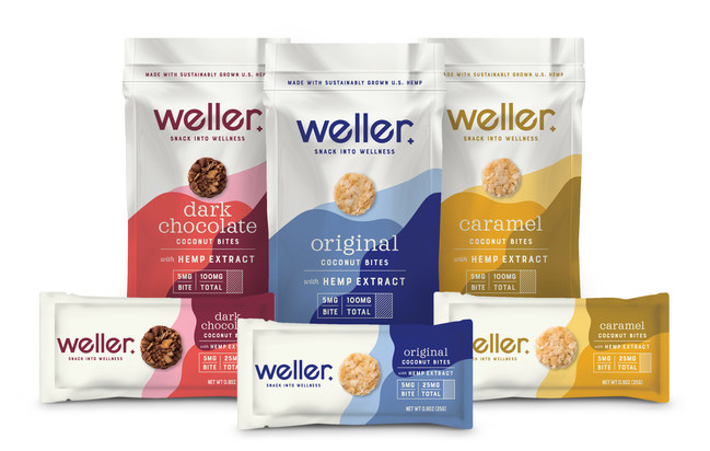 Weller Coconut Bites