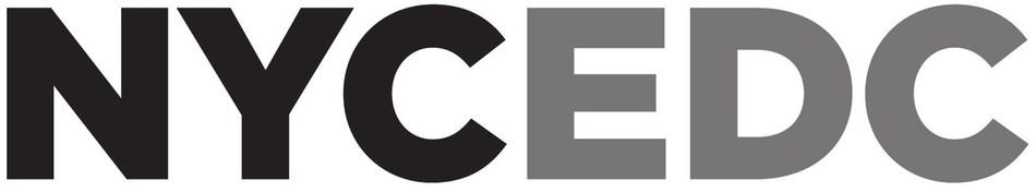 NYC EDC logo (PRNewsfoto/Wavestone)