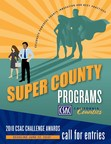 2018 California State Association of Counties (CSAC) Challenge Awards.