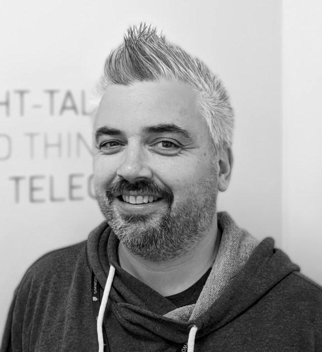 Simon Woodhead, Founder & CEO