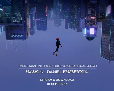 Spider-man™: Into The Spider-verse Original Score Music By Daniel Pemberton