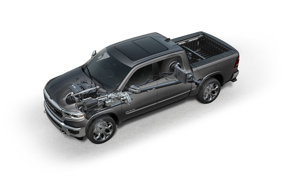 The editors at WardsAuto have named the proven 3.6-liter Pentastar V-6 engine with its innovative eTorque mild-hybrid system as one of Wards 10 Best Engines for 2019. Making its debut in the all-new 2019 Ram 1500, and rated at 305 horsepower and 269 lb.-ft. of torque, the Pentastar V-6 engine with eTorque helps to improve fuel economy – without sacrificing horsepower, torque or capability – and requires no extra effort by the driver.