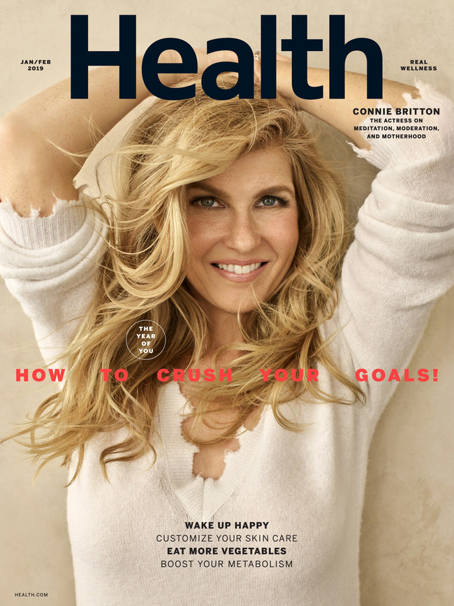 January/February Issue of Health